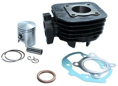 Cylinder Kit 50 CC AC for PEUGEOT Ludix 50 One 1 Seater, l1aaam / DM, 2004-2007