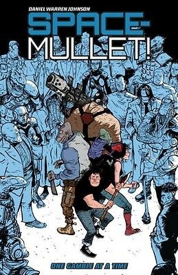 Space-Mullet Volume 1 : One Gamble at a Time (Paperback), Johnson...
