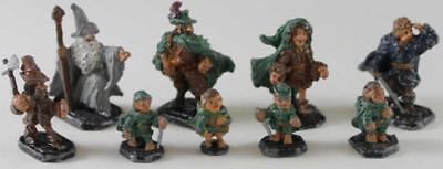 Archive Middle Earth Mini Fellowship of the Ring Collection #1 NM