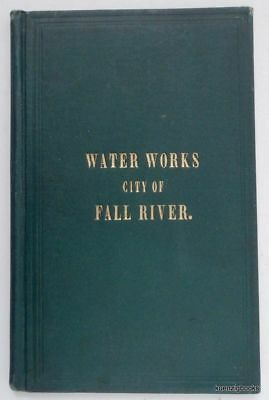 Report of the Watuppa Water Board to the City Council January 1st 1875 1st ed