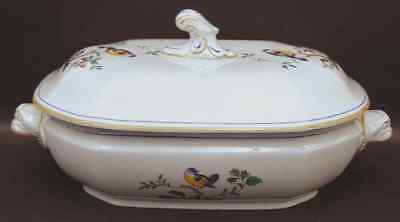 Spode QUEEN'S BIRD Oval Covered Vegetable 684737