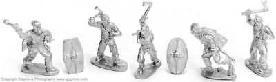 Old Glory Caesars Gallic Wars 25mm Germans w/One-Handed Axes Pack MINT