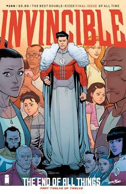 INVINCIBLE #144 CVR A OTTLEY & FAIRBAIRN - Final Isssue - 1/31/18+