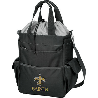 Picnic Time New Orleans Saints Activo Cooler - New Outdoor Cooler NEW