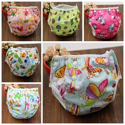 U Pick Reusable Swim Diapers Breathable Cover Pool Pants BABY Nappy AU 97K MMJ
