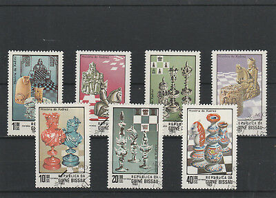 Guinea Bissau complete set Lot Am 2352