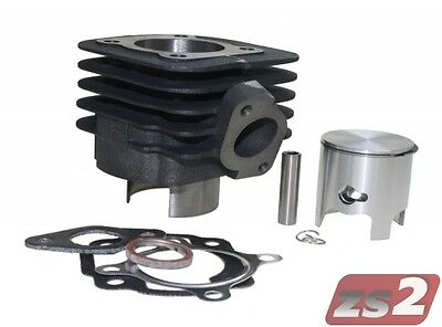 70ccm Racing Sport Cylinder Kit Set Complete for minarelli horizontal