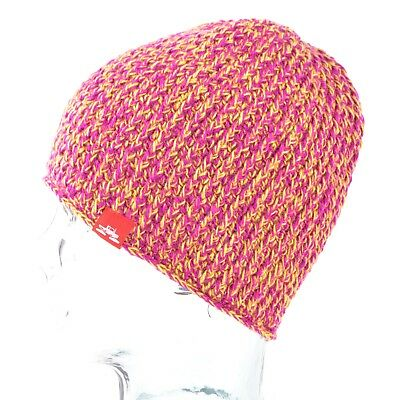 67657ea73a5 2017 NWT ADULT SPACECRAFT STANDARD BEANIE  25 O S Purple Yellow knit