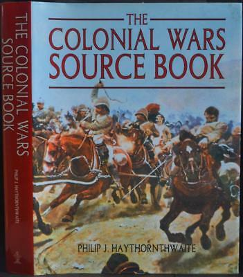 19th Century COLONIAL WARS SOURCE BOOK British Empire India Africa Afghanistan