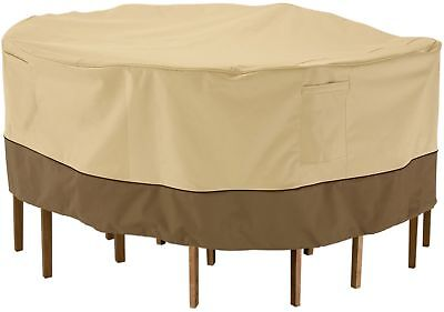 Classic Accessories Veranda Patio Table And Chair Set Cover, Small
