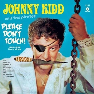 Johnny Kidd & the Pirates - Please Don't Touch [New Vinyl LP] 180 Gram, Rmst, Sp