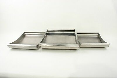 Curved Darkroom Developing Tray Set 3 Sizes