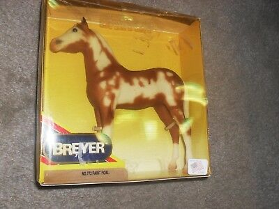 1990, Breyer, No.772 Paint Foil, New In Box, Very Nice!