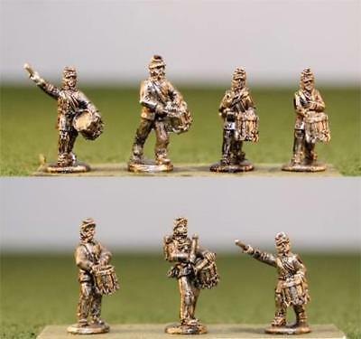 Blue Moon Blue & Gray USA 15mm Drummers Pack MINT