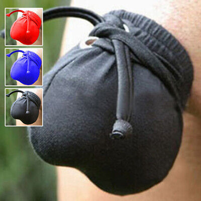3Colors Mens soft sexy lace-up Underwear Pouch Bag Male Beach short Swimwear New