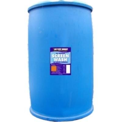 Silverhook Concentrated All Seasons Screen Wash [SHX8] 199 Litres Non-Smear Fo..