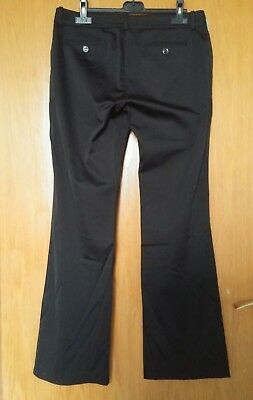 Damen Jeans Hose MEXX  Gr 40 W30 L34 schwarz Stretch Top