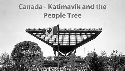 Expo 67 Montreal 370 Photo Highlights, 50th Anniversary! Digital download