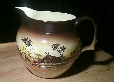 HOMELAND SERIES Africa Royal Staffordshire Pottery A J Wilkinson England 1920s