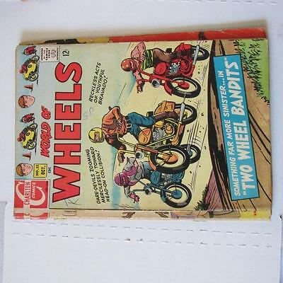 World of Wheels (Charlton) 22 VG SKU18144 25% Off!