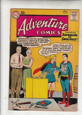 Adventure Comics  # 278  strict  VG/FN+   appearance  Early Aqualad Story