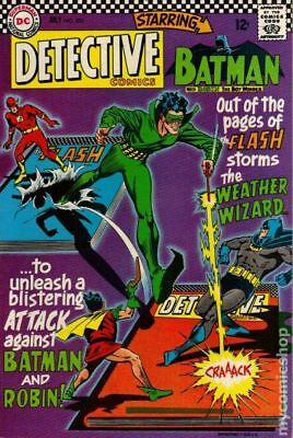 Detective Comics (1st Series) #353 1966 GD/VG 3.0 Stock Image Low Grade