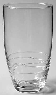 Mikasa SWIRL CLEAR Highball Glass 5869957