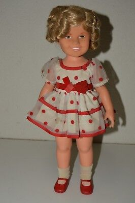 Nice Vintage 1973 Shirley Temple Doll IDEAL Toy Co Hong Kong Rare
