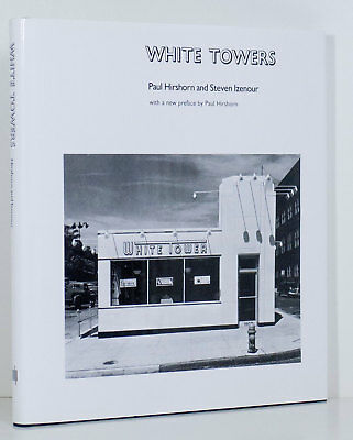 Modern Design WHITE TOWERS Art Deco Architecture Classic American History NEW HC
