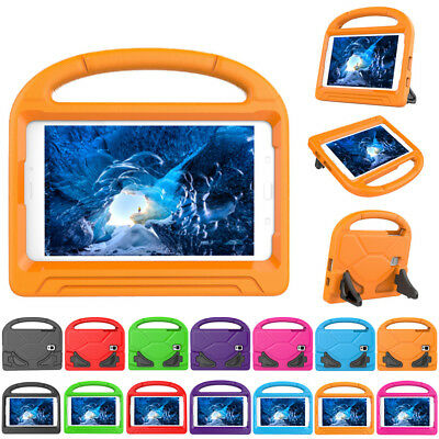 """Kids Shock Proof EVA Foam Handle Stand Case Cover For Samsung Galaxy Tab A 8.0"""""""