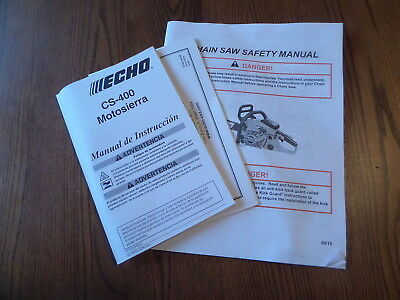 Chain saw repair manual stihl poulan redmax husqvarna mcculloch deer echo cs 400 chainsaw repair service manual oem fandeluxe