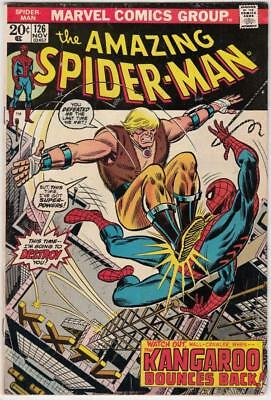 Amazing Spider-Man  # 126  strict  VF/NM+  1st   appearance  The Kangaroo