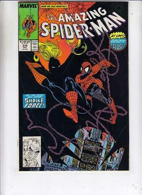 Amazing Spider-Man  # 310  strict  VF/NM+  1st   appearance  Shrike Force