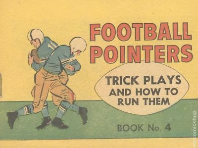 Football Pointers #4B 1975 VG 4.0 Stock Image Low Grade