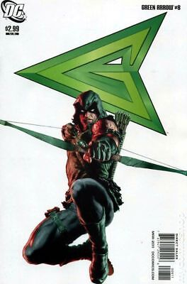 Green Arrow (3rd Series DC) #8A 2011 FN Stock Image