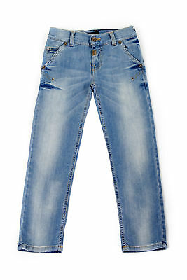John Richmond VI-RCB0014T Jeans bambina - colore Blu IT