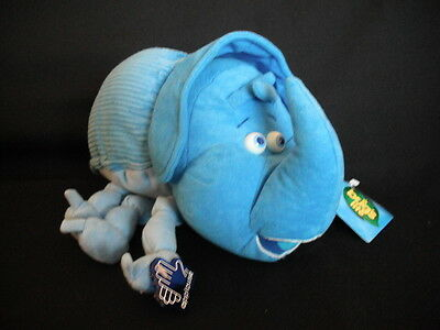 """Applause Disney 12"""" Dim From A Bugs Life Soft Plush Toy New With Tags Rare"""