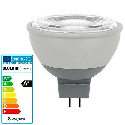 LED Lampe 7 Watt 827 Warmweiß Extra 38 Grad MR16 Strahler GU5.3 12 Volt