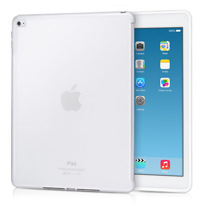 TPU Schutz Hülle für Apple iPad Air 2 Case Smart Cover Tasche Tablet Bumper