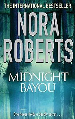 Midnight Bayou by Nora Roberts   Paperback Book   9780749940829   NEW
