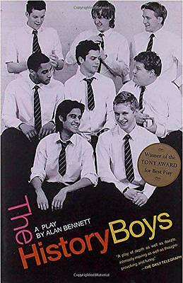 The History Boys by Alan Bennett | Paperback Book | 9780571224647 | NEW