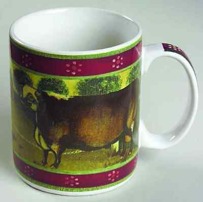 Block COUNTRY FARM Cow Mug 6049044