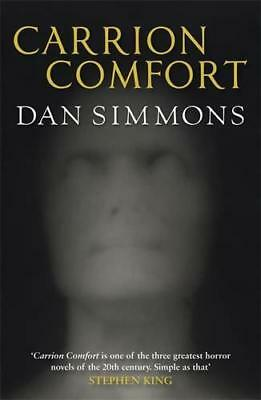 Carrion Comfort by Dan Simmons   Paperback Book   9781849162210   NEW