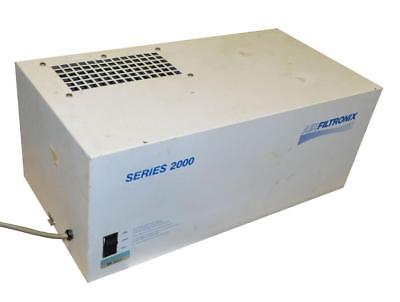 Airfiltronix Series 2000 Blower Unit 115 Vac - Sold As Is
