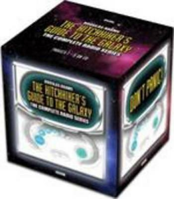 NEW The Hitchhiker's Guide To The Galaxy By Douglas Adams Audio CD Free Shipping