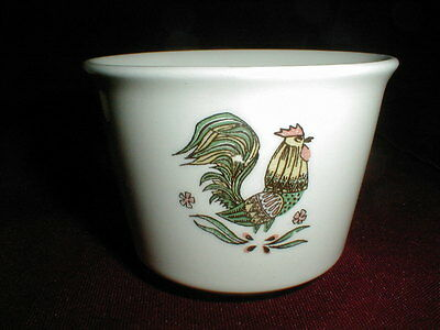 Taylor Smith Taylor ROOSTER Custard Cup