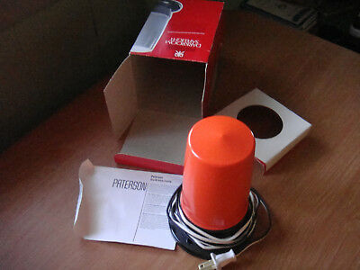 Paterson Darkroom Safelight #601 - New In Box