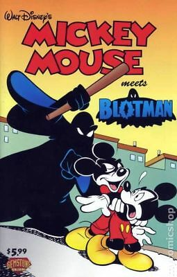 Mickey Mouse Meets Blotman GN (Gemstone) #1-1ST 2005 NM
