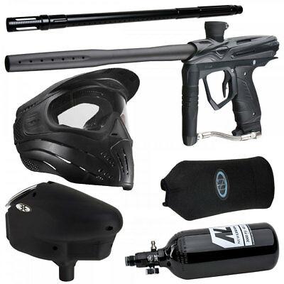 GoG Smart Parts ION eXTCy Paintball Markierer MEGA Sparpaket