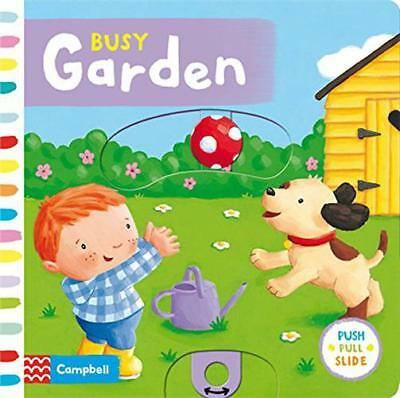 Busy Garden (Busy Books) by , NEW Book, (Board book) FREE & Fast Delivery